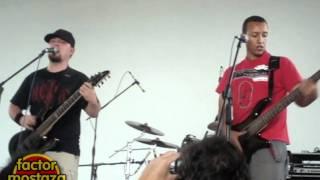 La Tumbaga - Ni Un Paso Atrás (Manizales Grita Rock 2010) - FactorMostaza.com