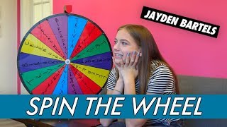 Jayden Bartels - Spin The Wheel