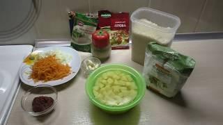 Суп харчо постный без мяса//Рецепт диетического супа