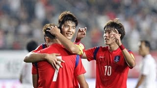 Korea Republic vs Laos: 2018 FIFA WC Russia & AFC Asian Cup UAE 2019 (Qly RD 2)