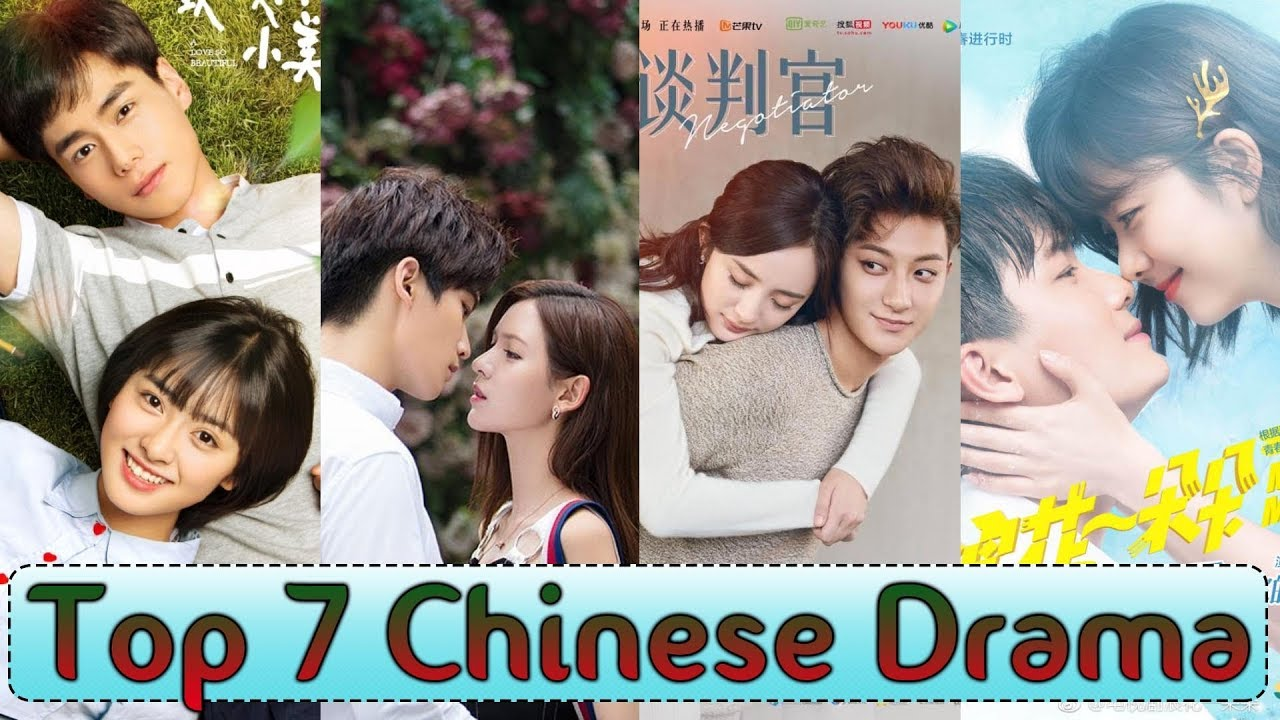 Top 7 Chinese Drama You Must Watch!!!