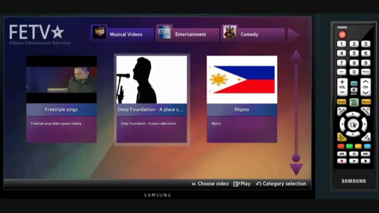 Filipino Entertainment Television (FETV) - YouTube