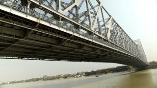Howrah Bridge Kolkata India | Full HD | Tour & Travel |هورا | Lakhindar Shaw | #Howrah
