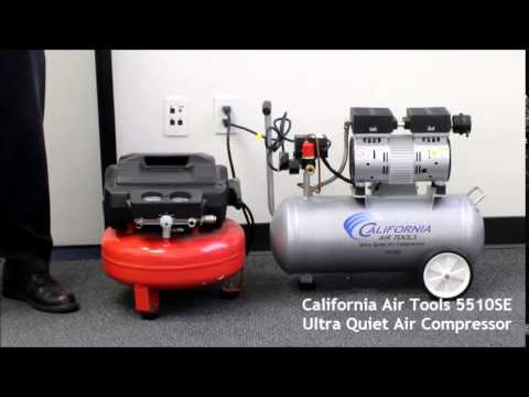 california air tools 5510se manual