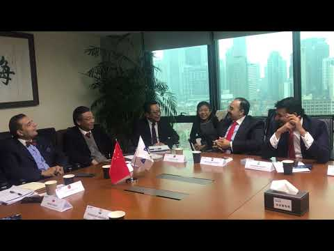 How Egypt Can Do Business in China- Interactive Discussion Forum at Shanghai