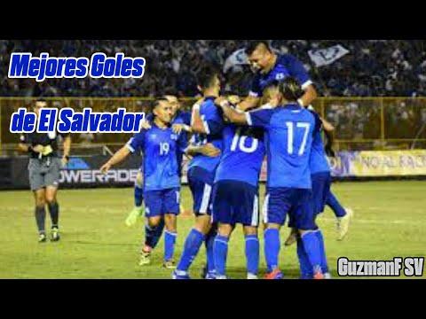 !! Mejores GOLES De El SALVADOR !! (2016-2019)《El Salvador》