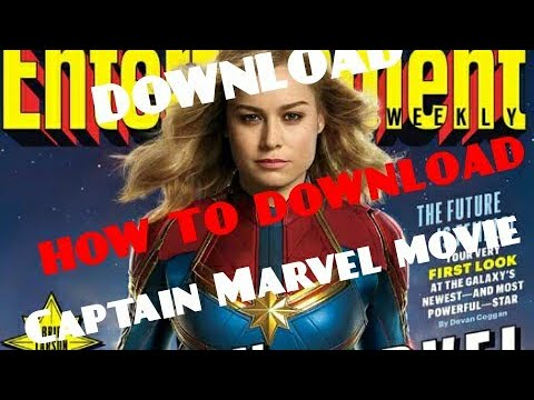 Download How to download Captain Marvel movie in Hindi full hd