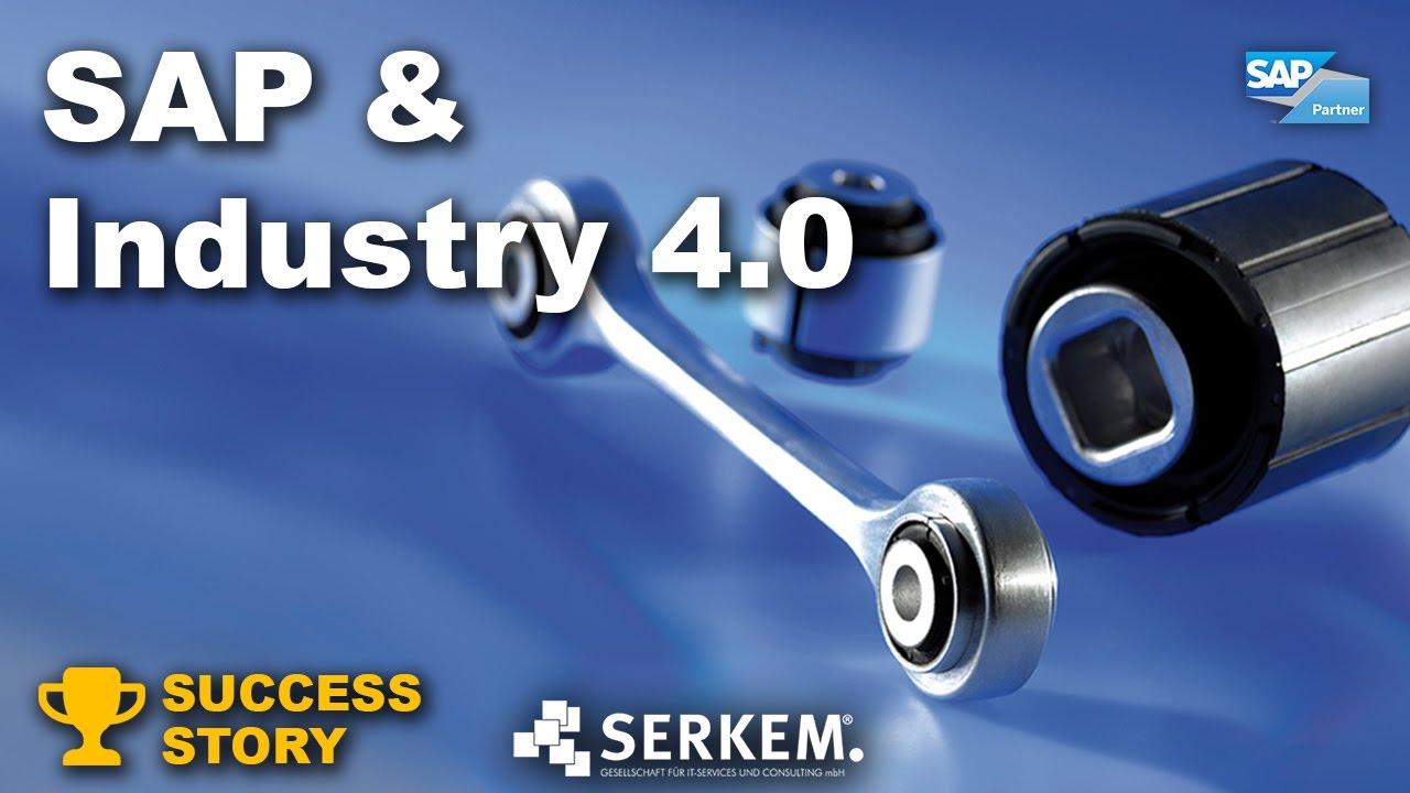 SERKEM - Success Story: SAP & Industry 4 0 EN