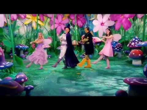 The Fairies In The Fairyland Garden Youtube