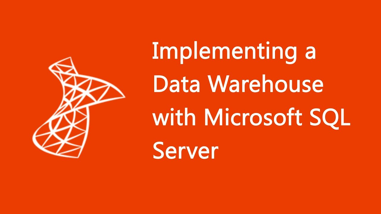Implementing a data warehouse with microsoft sql server 20463 implementing a data warehouse with microsoft sql server 20463 youtube xflitez Gallery