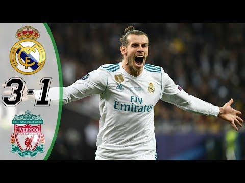 Real madrid vs liverpool 3-1 | highlights & all goals | cl final |  26/05/2018 hd !