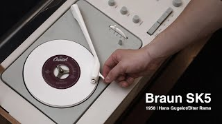 Braun SK5  | 1958  | Hans Guge…