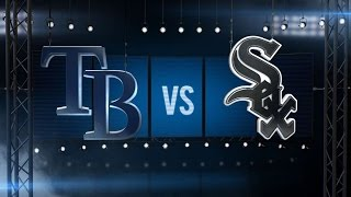 8/5/15: White Sox walk off to spoil Rays comeback