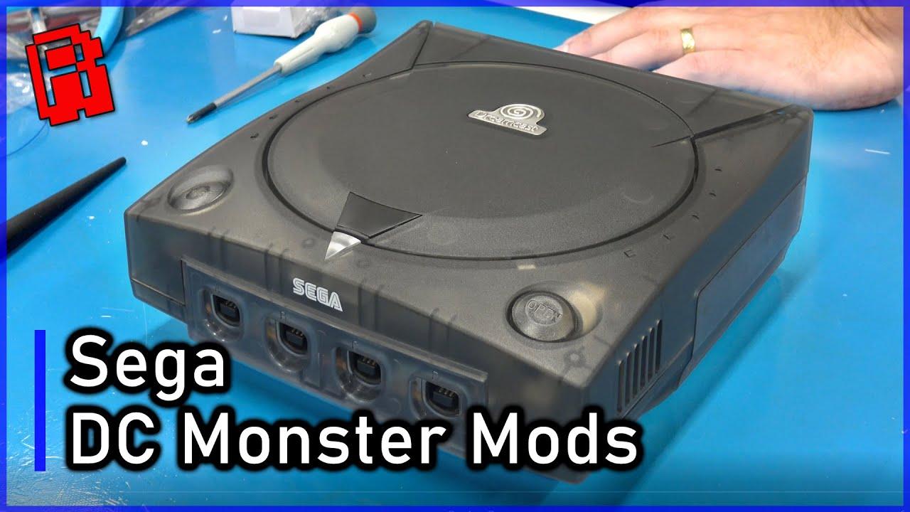 Download Epic Sega Dreamcast - Installing ALL of the mods