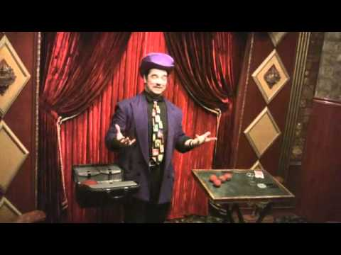 Danny Sylvester Performing In The Close-Up Parlor At The Magic Castle