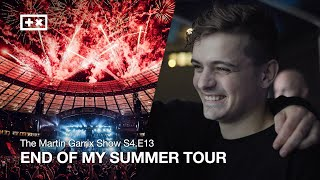 END OF MY SUMMER TOUR AT LOLLAPALOOZA BERLIN  | The Martin Garrix Show S4.E13