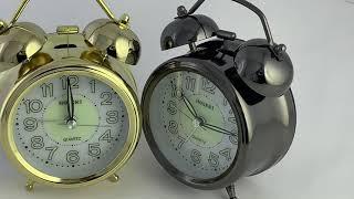 HOSEKI H-9062 Bell Alarm Clock