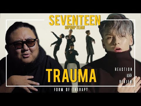 "Producer Reacts To Seventeen HipHop Team ""Trauma"""