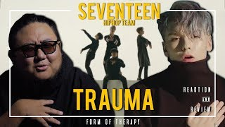 "Video Producer Reacts to Seventeen HipHop Team ""Trauma"" download MP3, 3GP, MP4, WEBM, AVI, FLV Juli 2018"