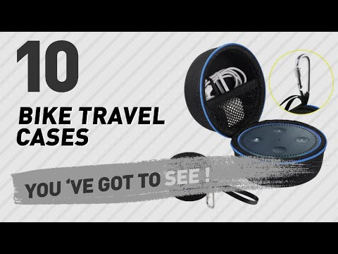Top 10 Bike Travel Cases // New & Popular 2017