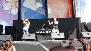 The second song from Halcali's show at Japan Day 2008 in Central Pa...