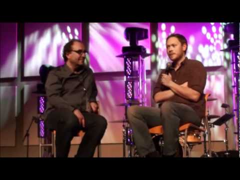 Andrew Peterson Interview at Recreate 2011