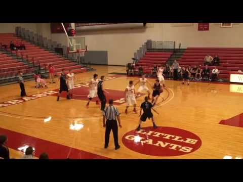 Tim Connolly Senior Highlights (Kenyon College 2015-16)