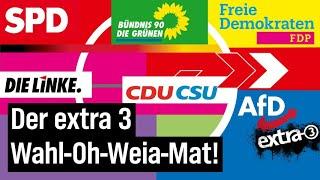 Parteien und ihre Wahlprogramme