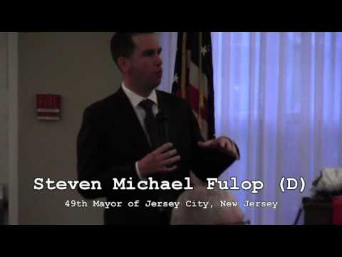 Steve  Fulop at the Eleanor Roosevelt Awards 9-15-2016