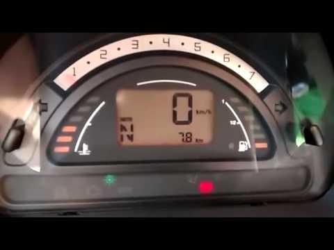 Sensodrive Problem Citroen C3 1