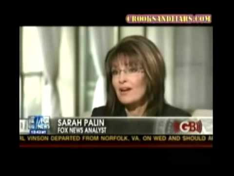 Sarah Palin Can't Name Any Founding Fathers!