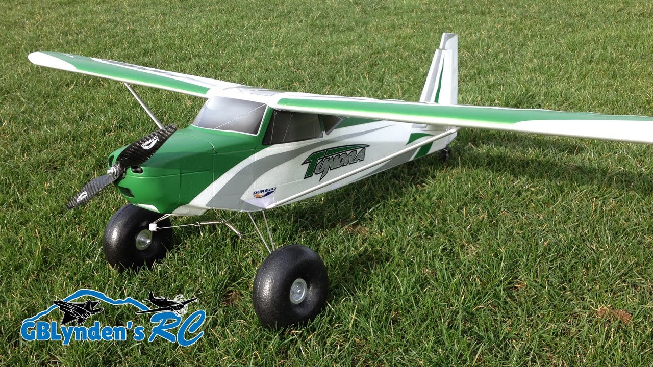 Bill's Second Flight & Near Crash - HobbyKing Durafly ...