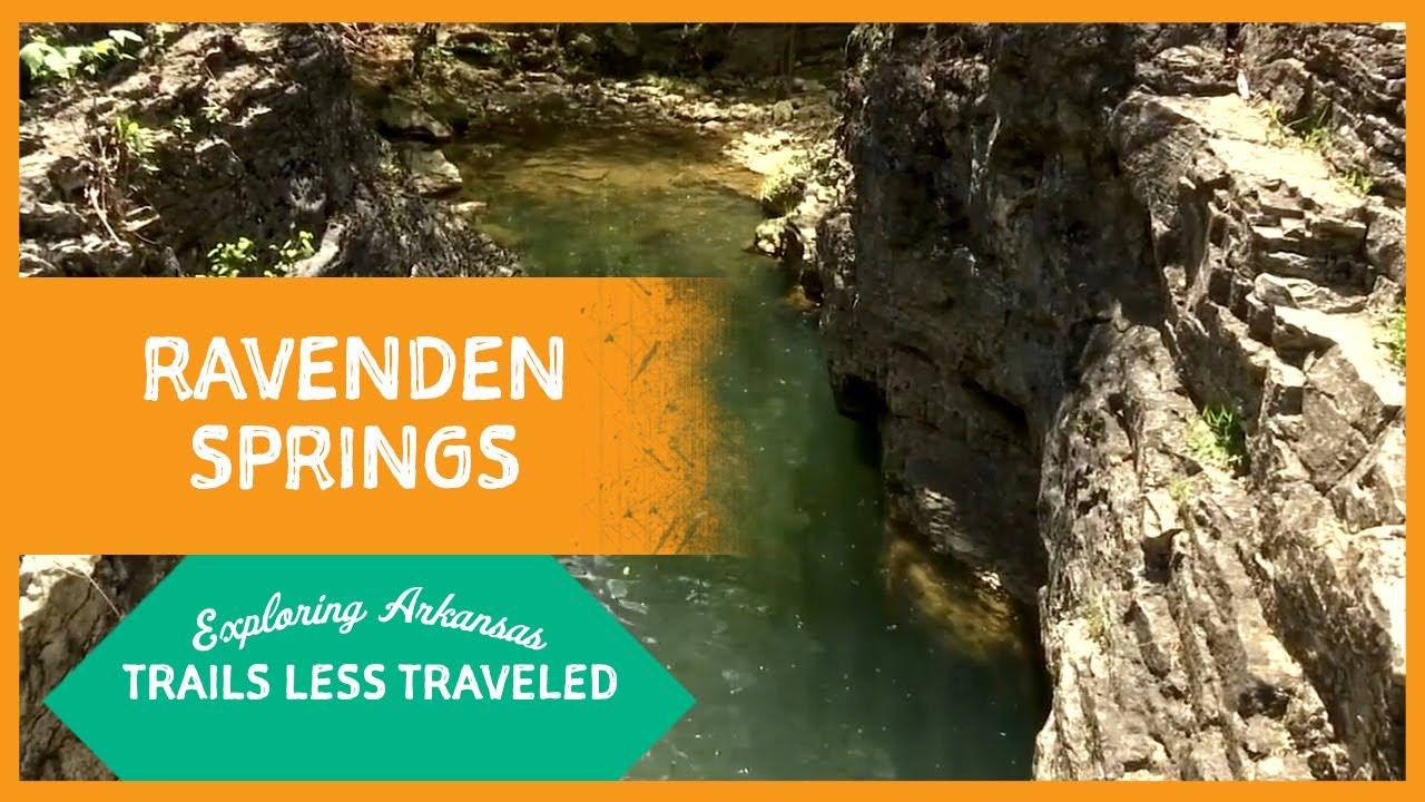 Exploring Arkansas: Trails Less Traveled: Ravenden Springs