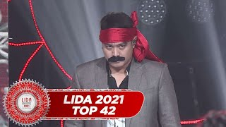 Ala Bollywood Nassar Direbutin Selfi Lida Alisyah Sumsel Gilang Soimah Jadi Siapa Lida 2021 MP3