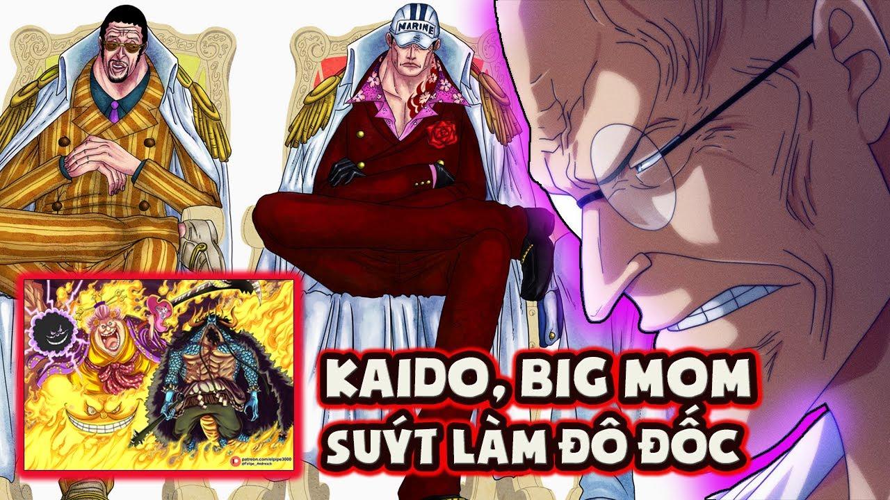 Ngũ Lão Tinh tuyển chọn Đô Đốc và Thủy Sư Đô Đốc như thế nào ?! [Giả thuyết One Piece]