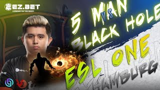 TNC vs NIP   5 MAN BLACKHOLE BY TIMS   ESL Hamburg Highlights Day 1