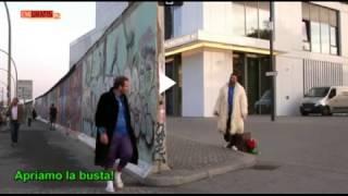 Emigratis2: muro di Berlino come quello di c'è posta per te