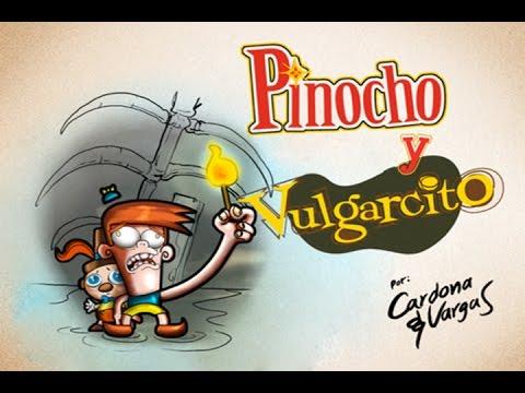 Pinocho y Vulgarcito