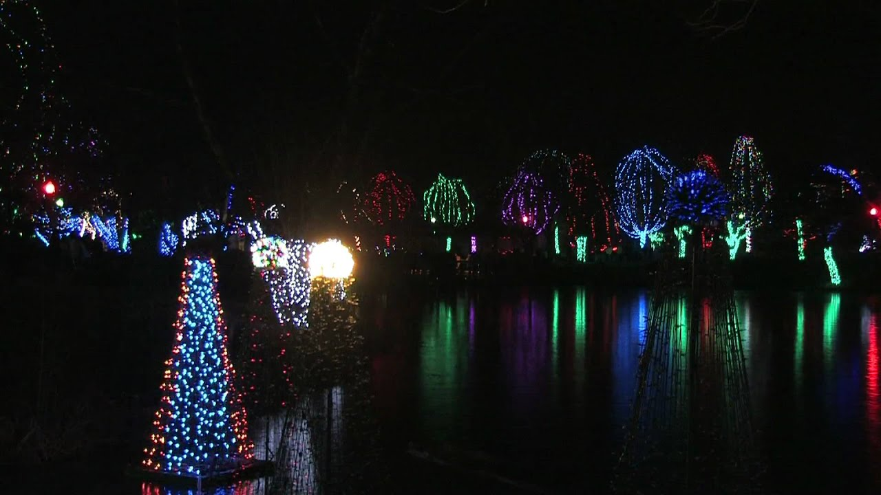 Columbus Zoo Winter Lights
