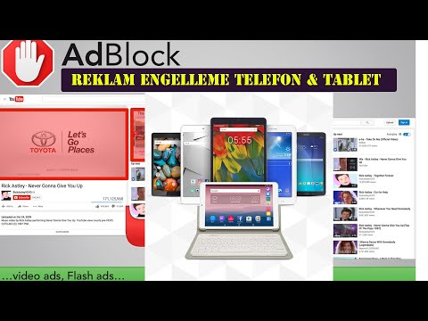 Android ve İOS da Reklam Engelleme