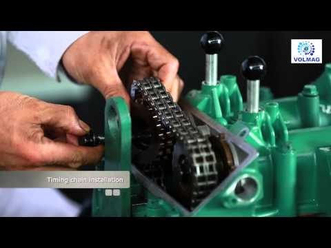 How to | Volvo Penta Singapore Asia Engine Service Repair Knowledge Centre VOLMAG Dealer | Tutorial