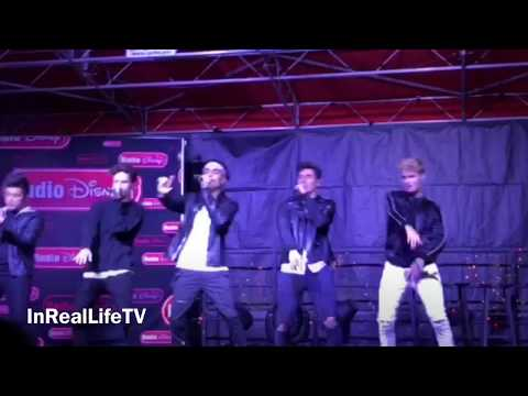 """In Real Life Performing """"Tattoo"""" at Radio Disney Holiday Concert"""