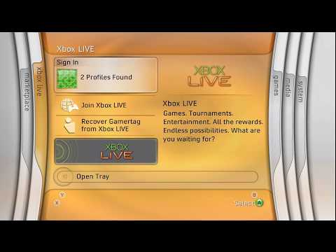 Xbox 360 Original Dashboard HD