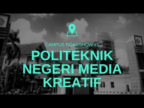 Campus Roadshow #1 - Polimedia Jakarta
