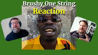 Music Teacher Reacts to Brushy One String Chicken In The Corn Matthews First Time Reaction & Review