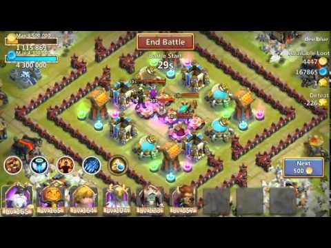 Kindle Fire HDX Game Review_ Castle Clash