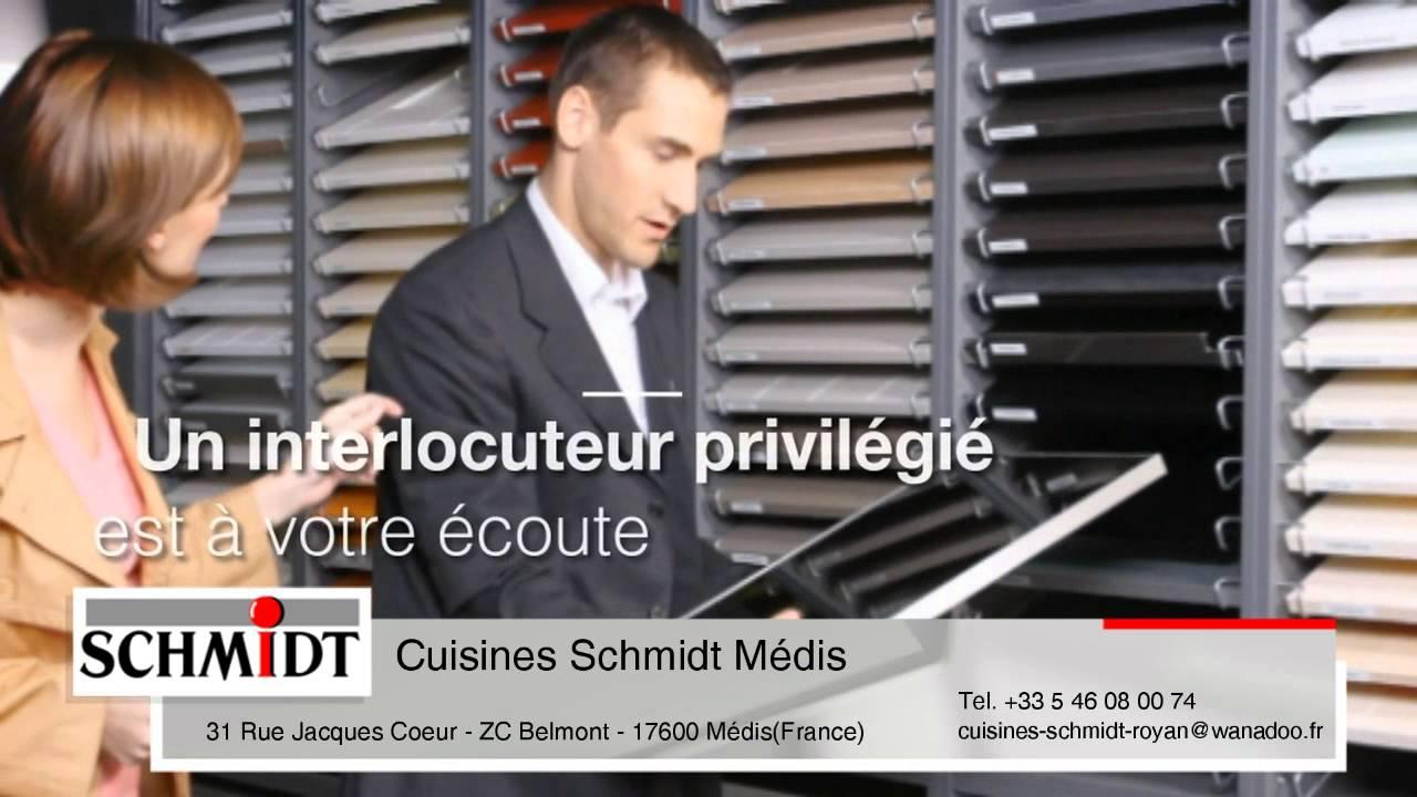 Cuisinistes médis magasins de cuisines schmidt aménagement ...