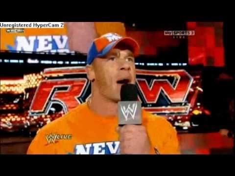 Wwe Nexus Vs John Cena Team TEAM JOHN CENA ...