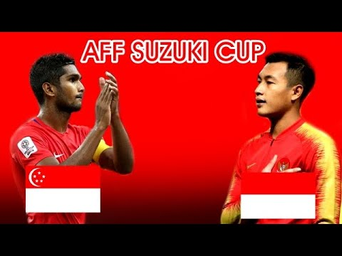 LIVE STREAMING INDONESIA VS SINGAPURA AFF SUZUKI CUP 2018 KE-2