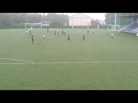 CCAR Valladares Celta B Jornada 1 | A Gándara | Infantiles Liga Pizza Móvil | Segunda Parte